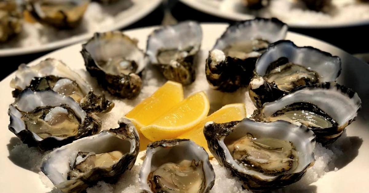 FOOD MENU: Melbourne 2019