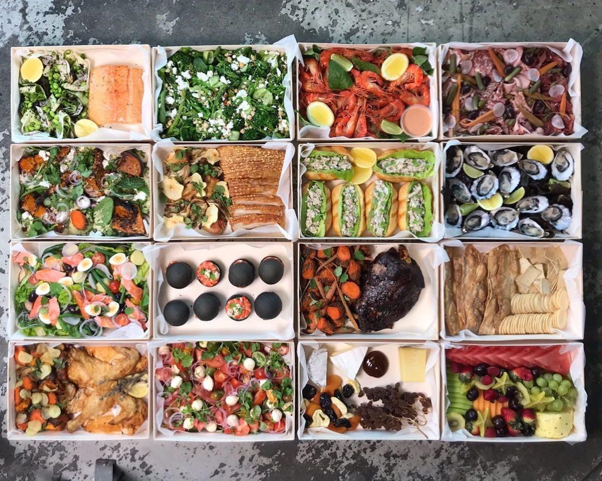 FOOD MENU: Sydney 2019
